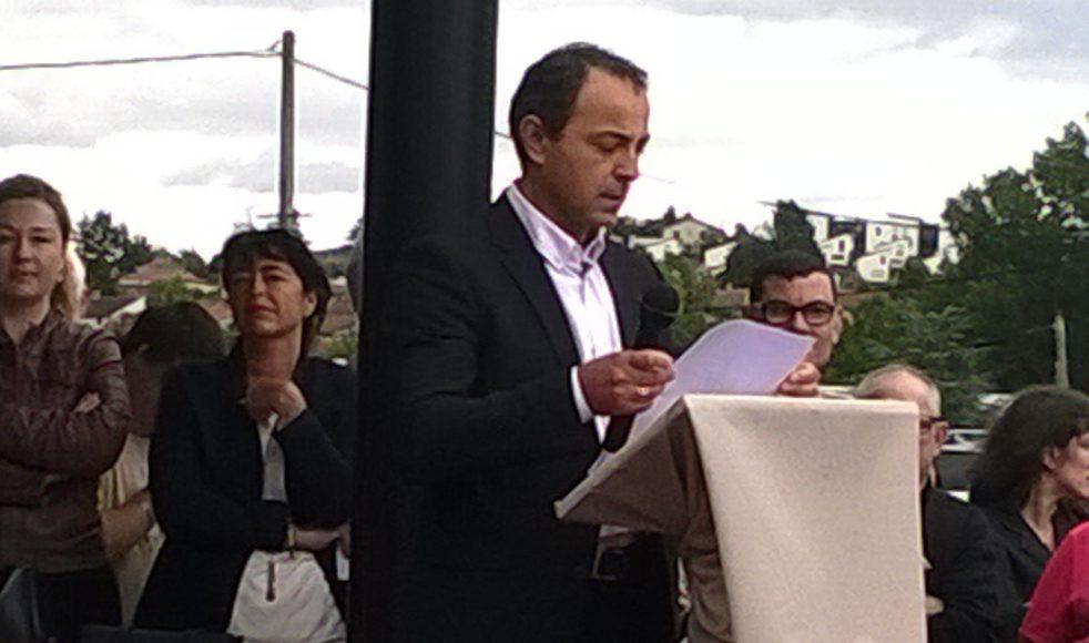Inauguration du Pôle travail « Les Ateliers Gier »