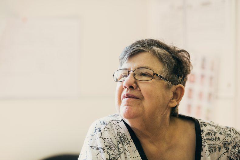 personnes handicapées vieillissantes