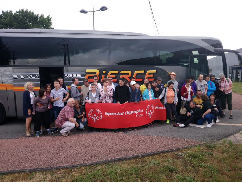Jeux nationaux Special Olympics France